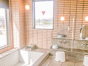 展望風呂(男性)画像
